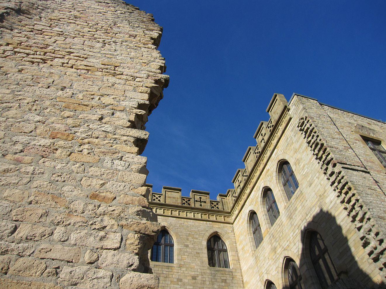 hambach castle ruin