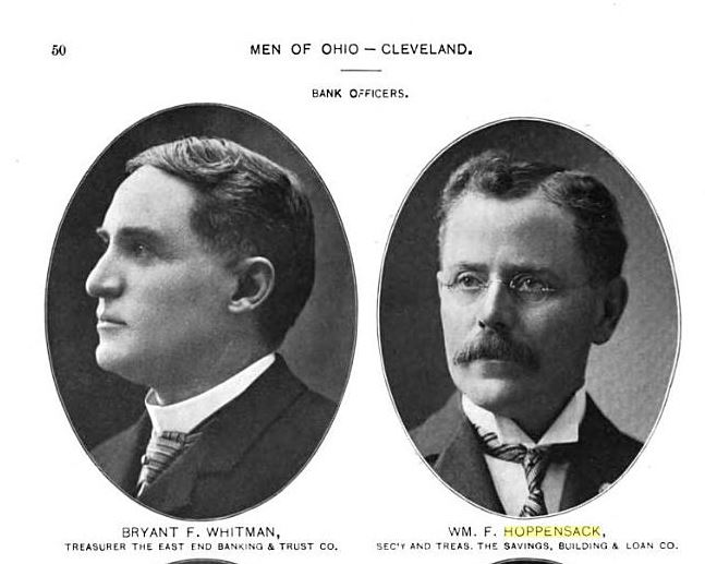 Men of Ohio william hoppensack