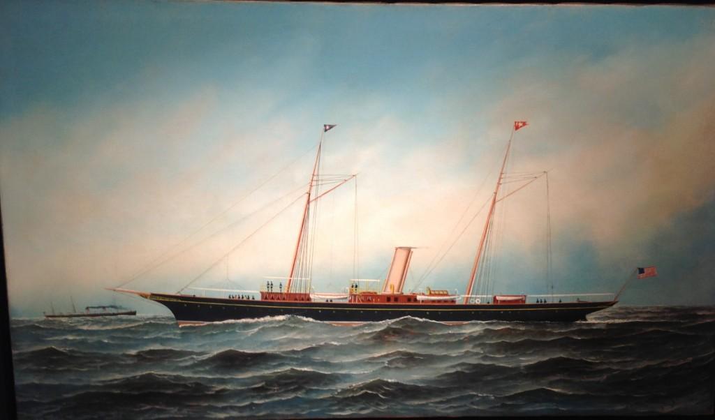Corsair 1899 by Antonio Nicolo Gasparo Jacobsen