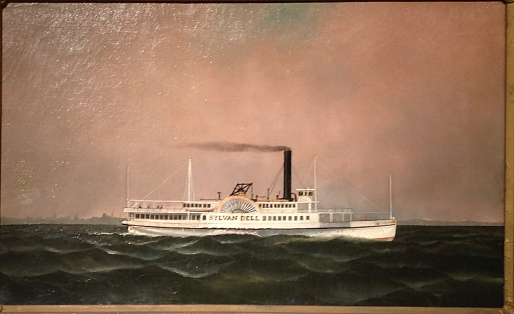 Sylvan Dell steamship