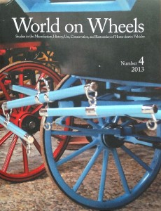 World on Wheels biennial publication