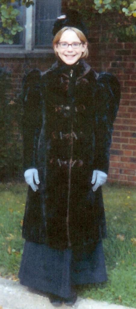me in 1890s garb