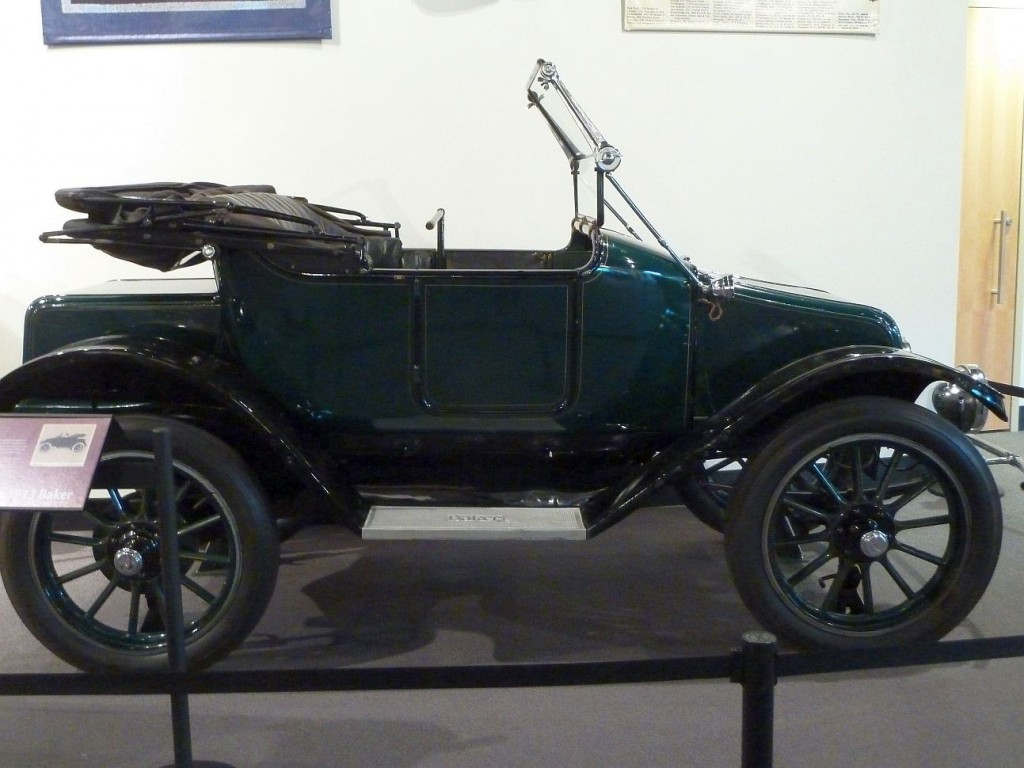 car baker electric 1913 sm