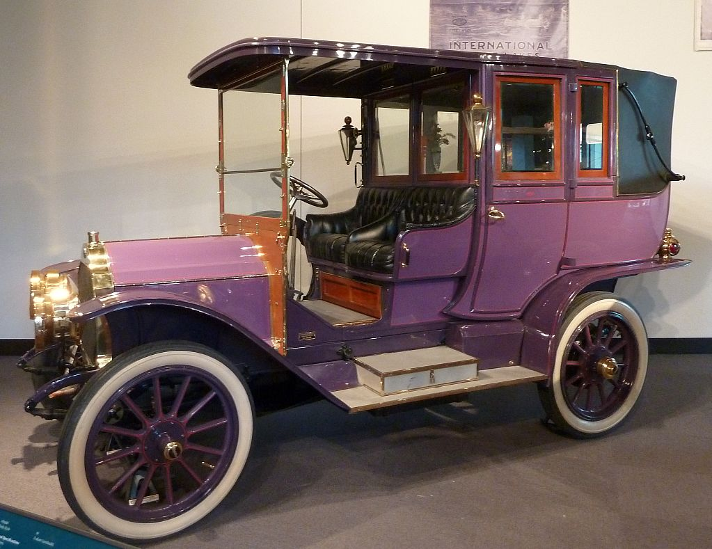 car studebaker garford 1907