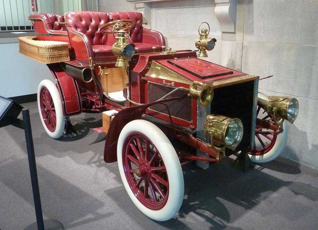 car white model D 1904 sm