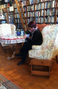 Loved my visit to Loganberry Books in Cleveland last spring