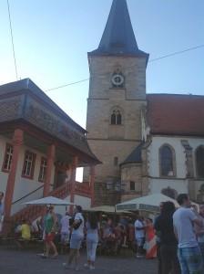 altstadtfest in Freinsheim