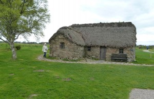 croft on the battlefield at Culloden