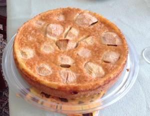 Tante Inge's Apfelkuchen