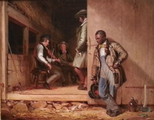 """The Power of Music"" 1847, William Sidney Mount Cleveland Art Museum"